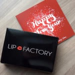 Lip Factory Makeup Subscription Box Review – January 2014