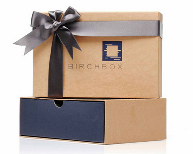 Birchbox Man Gift Subscription