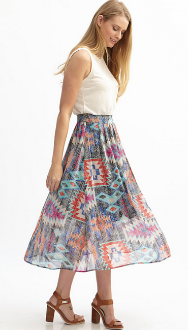 Golden Tote March 2014 Spoilers - Round 2! Midi Skirt