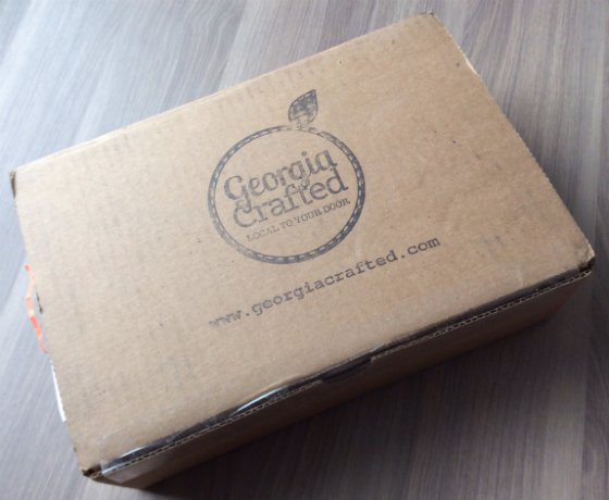 Georgia Crafted Subscription Box Review - Jan 2014 Box