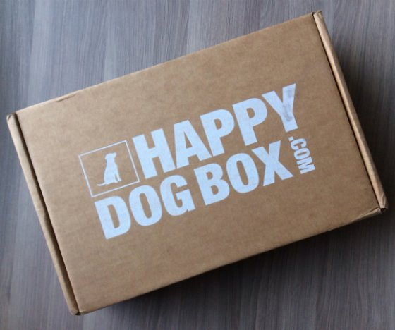 Happy Dog Box Review & 50% Off Coupon - Feb 2014 Review