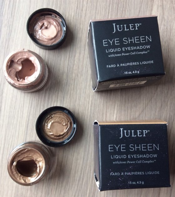 Julep maven Review - February 2014 Box Eyeshadow