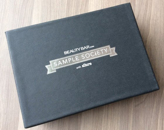 Sample Society Subscription Box Review - February 2014 Box