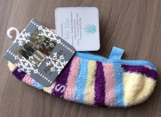 Wantable Intimates Subscription Box Review - Feb 2014 Muk Luks