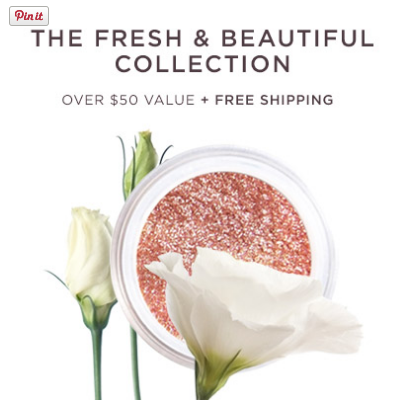 Fresh and Beautiful Total Beauty Collection