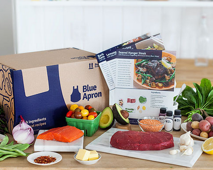 Blue Apron on Sale!