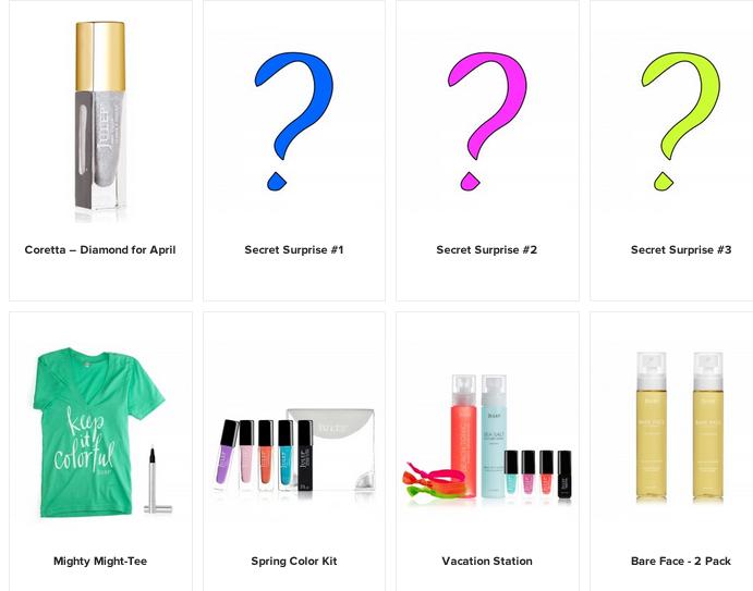 Julep Maven Secret Store Open Early + Coupon & Secret Surprise! Items