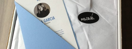 Nina Garcia Quarterly Subscription Box Review #NGQ02