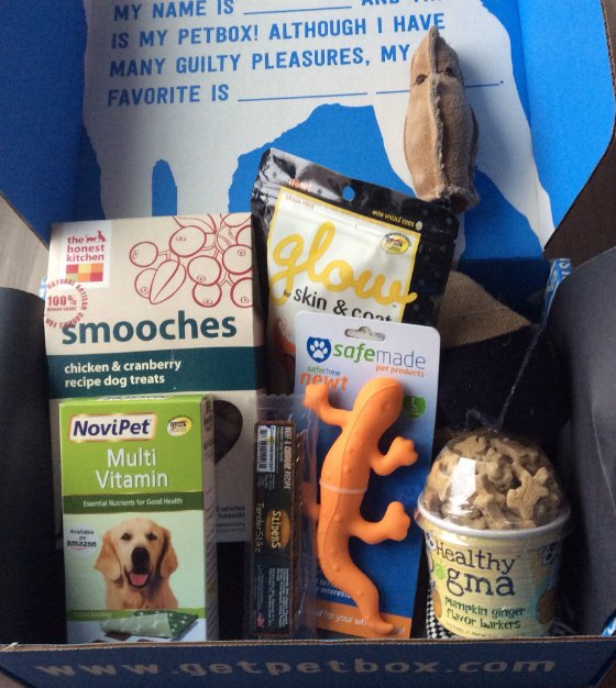 Pet Box Review - Subscription Boxes For Dogs  Items