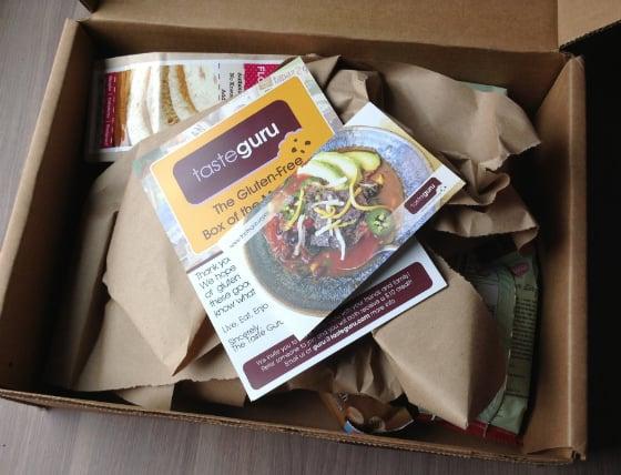 Taste Guru Subscription Box Review