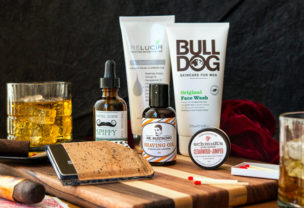 Vegan Cuts Mens Box