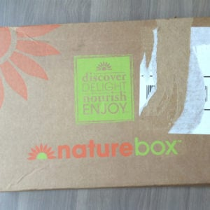 Nature Box Healthy Snack Subscription Review & 50% Off Coupon
