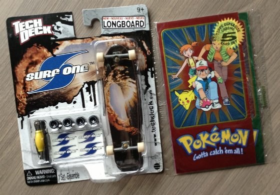 Nerd Block Junior Boys Subscription Box Review – May 2014 Pokemon