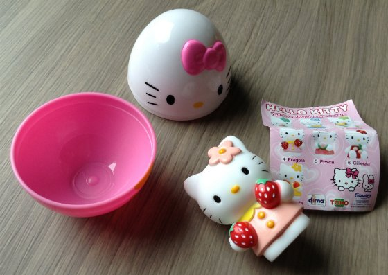 Nerd Block Junior Girls Subscription Box Review - May 2014 Hello Kitty