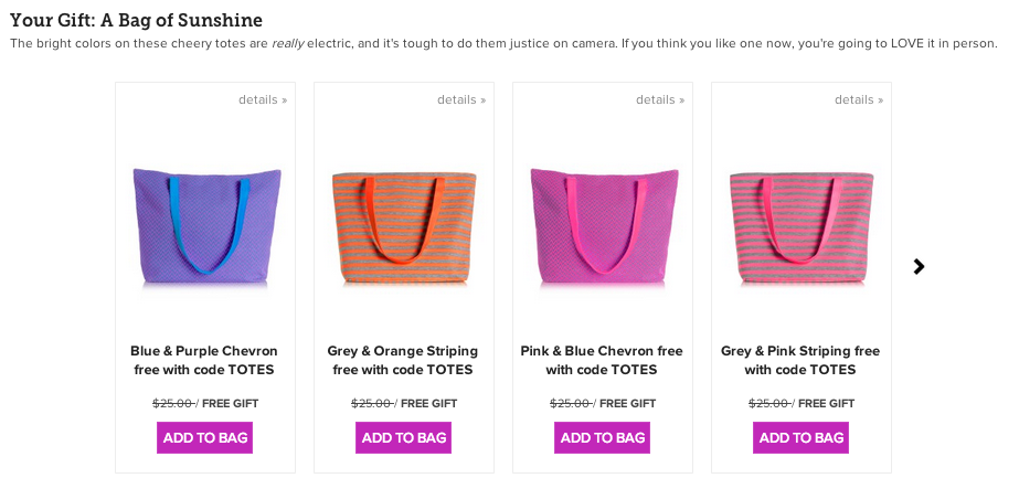 New Julep Summer's In The Bag Gift Set & Free Tote! Bag Options
