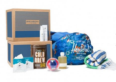 New Birchbox Man + Cool Hunting Summer Collection Box