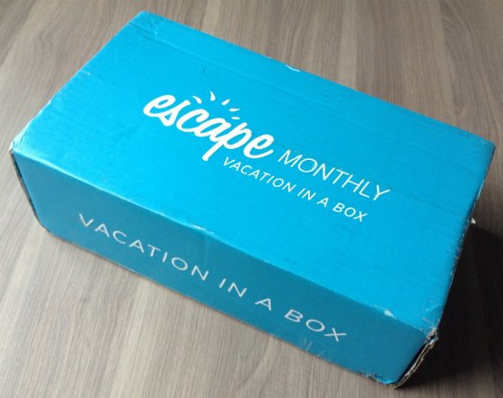 Escape Monthly Subscription Box Review & Coupon – June