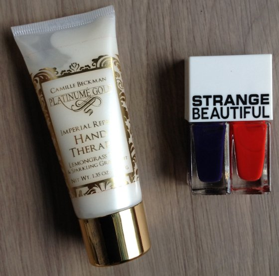 GlossyBox Review & Coupon - June 2014 Strange Beautiful