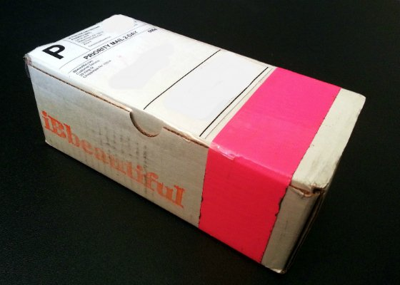 iBBeautiful Subscription Box Review – June 2014