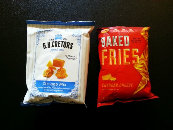 Love With Food Subscription Box Review & Coupon - June 2014 Fries