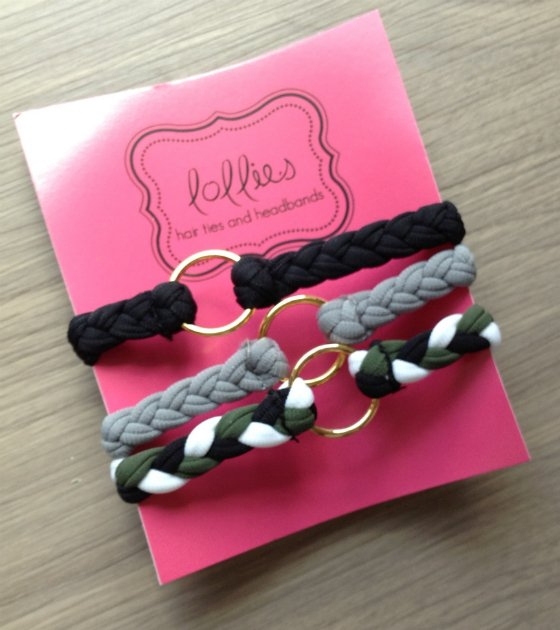 POPSUGAR Must Have Box Review & $10 Coupon - June 2014 Hair Ties