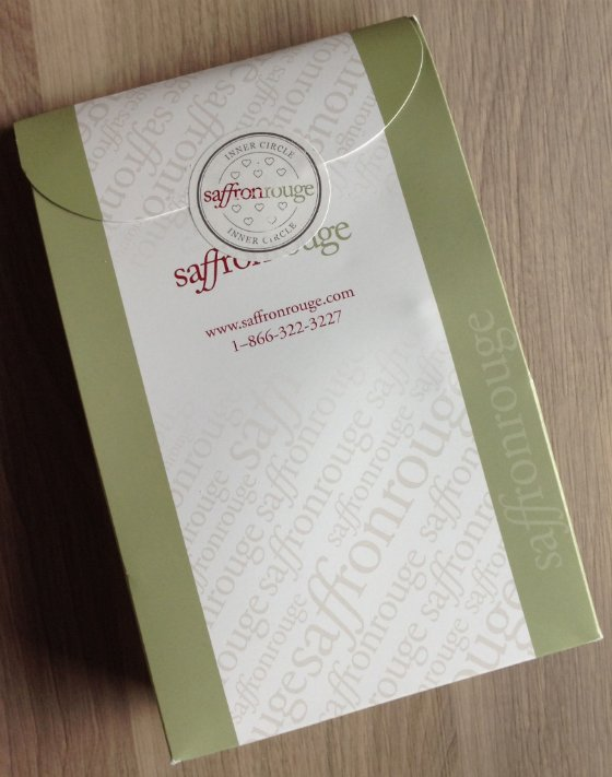 Saffron Rouge Beauty Subscription Box Review – June