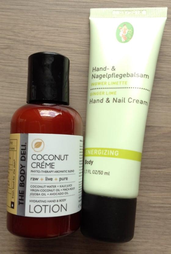 Saffron Rouge Beauty Subscription Box Review – June 2014 Coconut