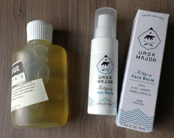 Birchbox Man + Cool Hunting Summer Collection Box Review Ursa