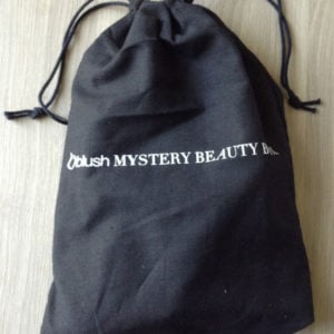 Blush Mystery Beauty Box Subscription Review – July 2014