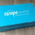 Escape Monthly Subscription Box Review - July