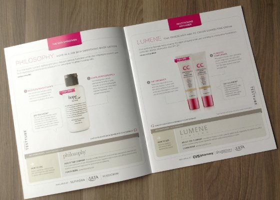 New Beauty Test Tube Subscription Box Review - July 2014 Info