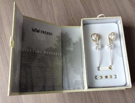 Nina Garcia Quarterly Subscription Box Review #NGQ03 Earbuds