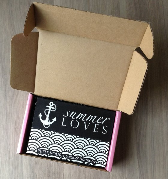 Petit Vour Vegan Beauty Subscription Box Review – July 2014 Box