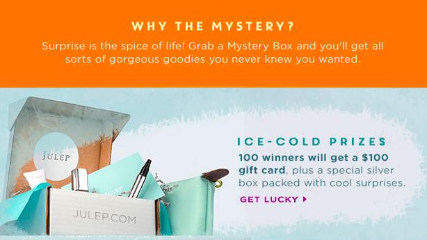 Julep Mystery Box Time!