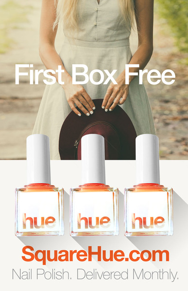 Square Hue Coupon Code - First Box Free