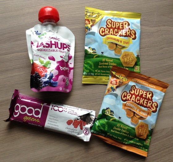 Bestowed Subscription Box Review & Coupon - August 2014 Crackers
