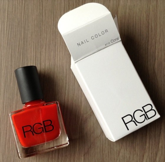 Fancy Box Review - August 2014 Nail Polish