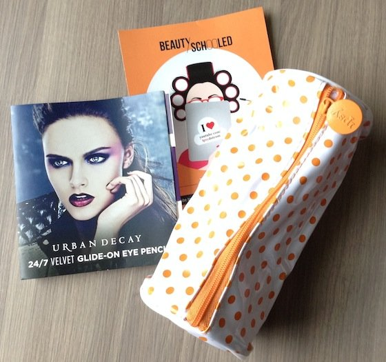 Ipsy Review - August 2014 First Look