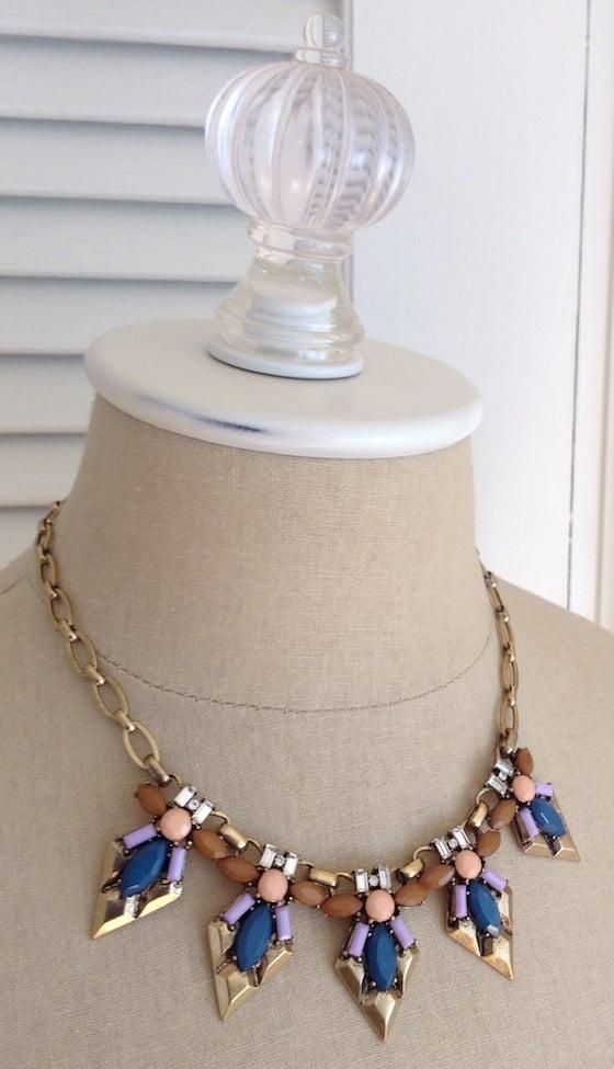 JewelMint VIPBox Subscription Box Review – August 2014 Necklace
