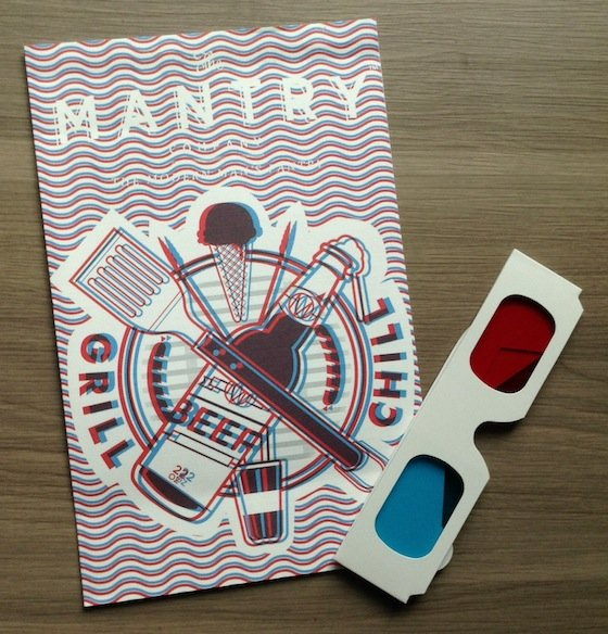 Mantry Subscription Box Review & $25 Coupon - August 2014 3D