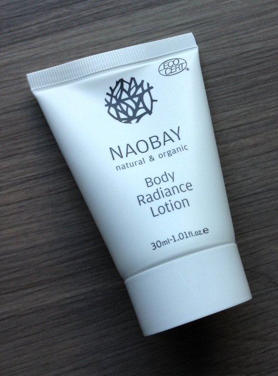 Birchbox Review & Coupon - September 2014 Naobay