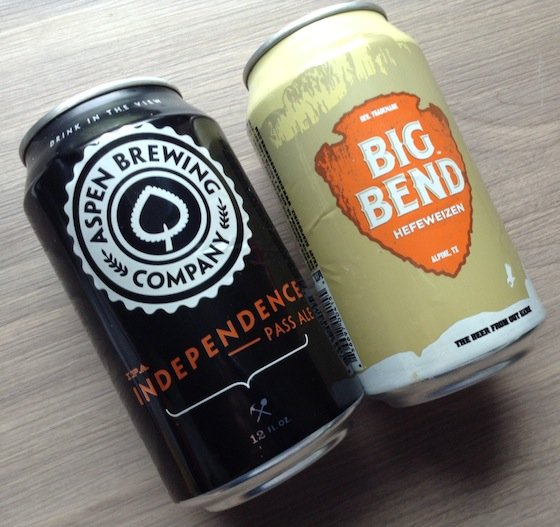 Craft Beer Club Subscription Box Review - Sept 2014 Big Bend