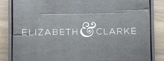 Elizabeth & Clarke Subscription Box Review – Fall 2014