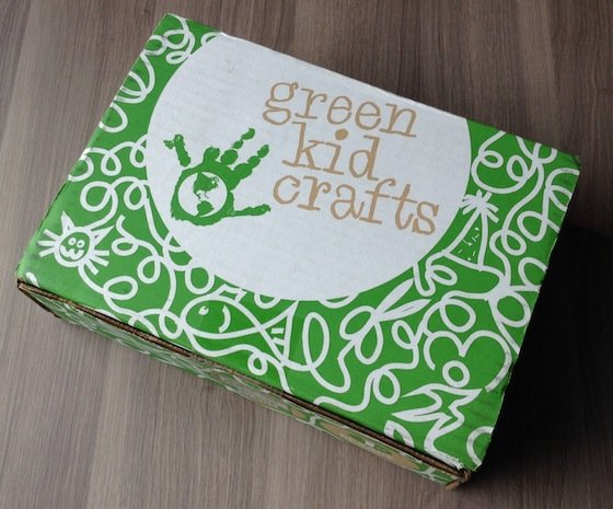 green kids crafts green kid crafts subscription box review sept 2014 my 2116