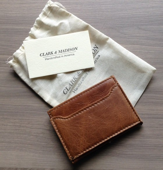 Grover & Friends Men's Clothing Subscription Review – Sept 2014 Wallet