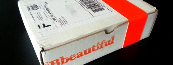 iBbeautiful Subscription Box Review – September 2014