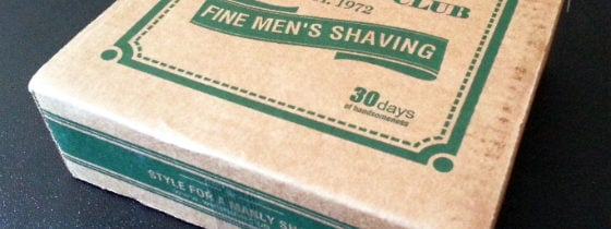 Wet Shave Club Subscription Box Review – September 2014