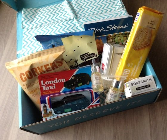 Escape Monthly Subscription Box Review – October 2014 Info