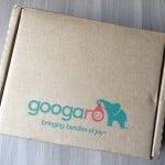 Googaro Subscription Box Review – October 2014
