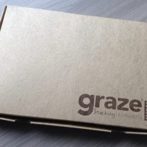 Graze Snack Subscription Box Review – October 2014